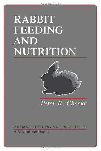 9780121706050: Rabbit Feeding and Nutrition (Animal Feeding and Nutrition)