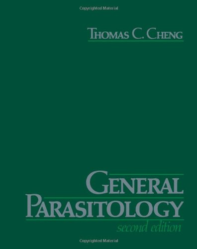 9780121707552: General Parasitology, Second Edition