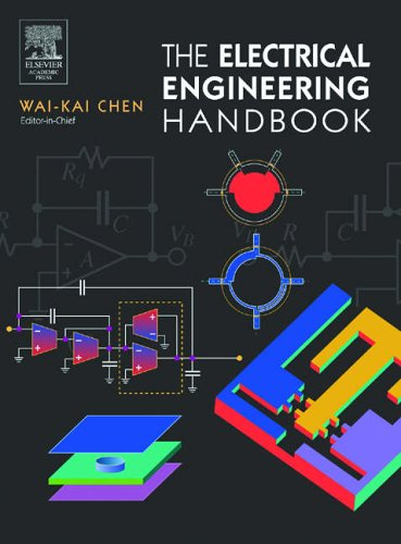 9780121709600: The Electrical Engineering Handbook (AP Series in Engineering)