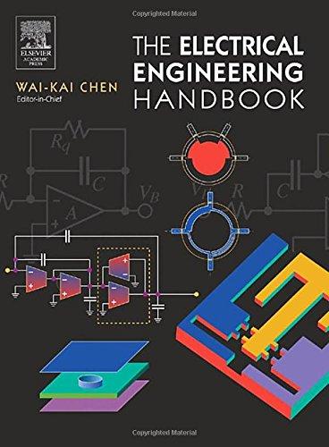 9780121709600: The Electrical Engineering Handbook