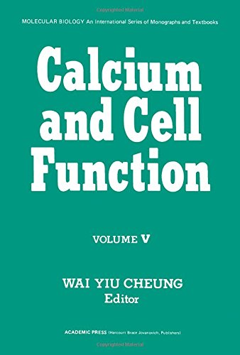 9780121714055: Calcium and Cell Function: v. 5 (Molecular Biology)