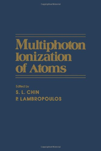 9780121727802: Multiphoton Ionization of Atoms