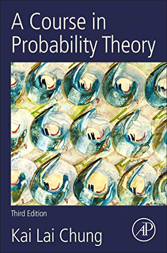 9780121741518: A Course in Probability Theory, Revised Edition