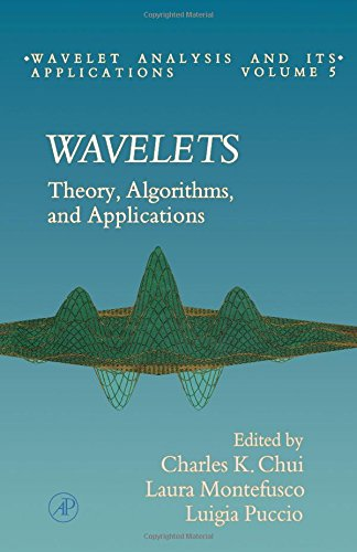 Wavelets: Theory, Algorithms, and Applications [Jan 17, 1995] Montefusco, Laura et Puccio, Luigia
