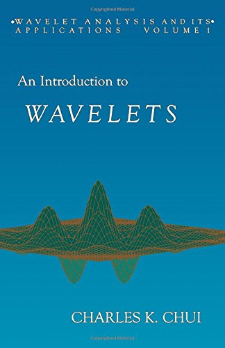 9780121745844: An Introduction to Wavelets, Volume 1 (Wavelet Analysis and Its Applications)