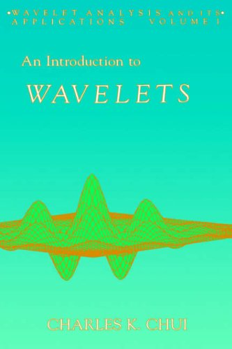 9780121745844: An Introduction to Wavelets (Wavelet Analysis and Its Applications)
