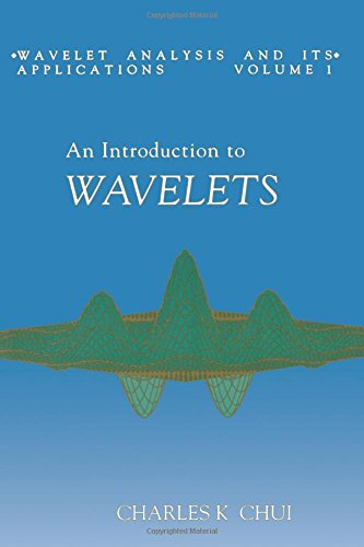 9780121745929: Introduction to Wavelets