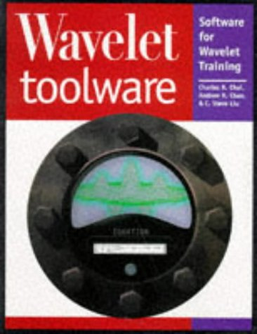 9780121745950: Wavelet Toolware: Software for Wavelat Training