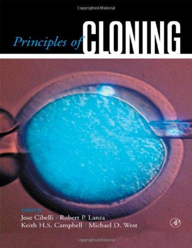 9780121745974: Principles of Cloning