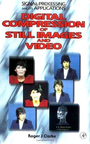 9780121757205: Digital Compression of Still Images and Video (Signal Processing and its Applications)