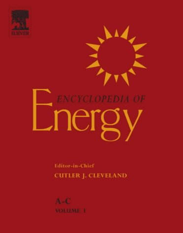 9780121764807: Encyclopedia of Energy (Encyclopedia of Energy Series)