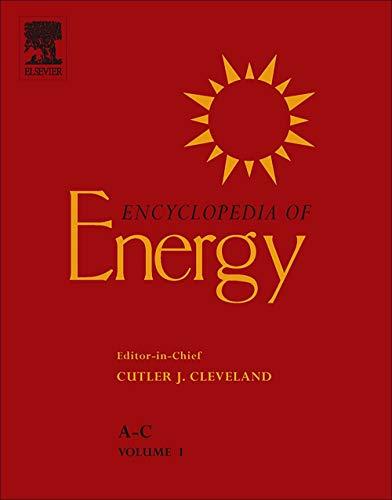 Encyclopedia of Energy (Encyclopedia of Energy Series): Robert U Ayres