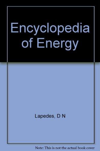 9780121764869: Encyclopedia of Energy