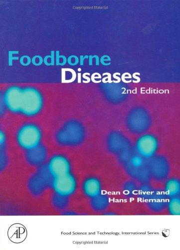 9780121765590: Foodborne Diseases, 2nd Edition