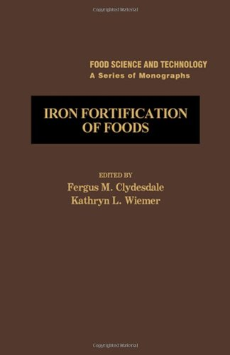 9780121770600: Iron Fortification of Foods (Food Science and Technology (Academic Press))
