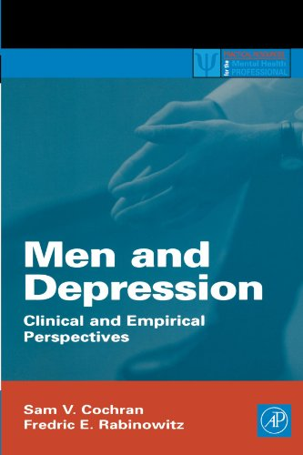 9780121775407: Men and Depression: Clinical and Empirical Perspectives (Practical Resources for the Mental Health Professional)