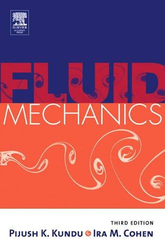 9780121782535: Fluid Mechanics