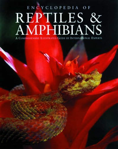 9780121785604: Encyclopedia of Reptiles and Amphibians (Ap Natural World)
