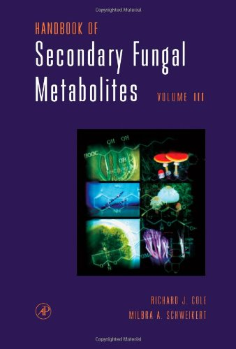 9780121794606: Handbook of Secondary Fungal Metabolites, 3-Volume Set