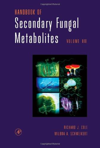9780121794606: Handbook of Secondary Fungal Metabolites, 3-Volume Set