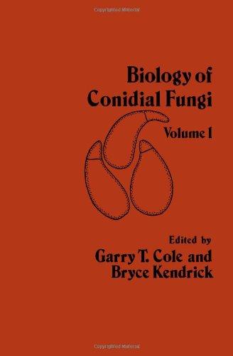 9780121795016: Biology of Conidial Fungi, Vol. 1 (v. 1)
