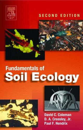 9780121797263: Fundamentals of Soil Ecology