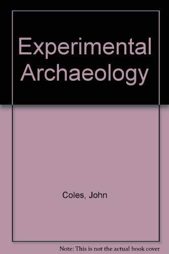 9780121797508: Experimental Archaeology