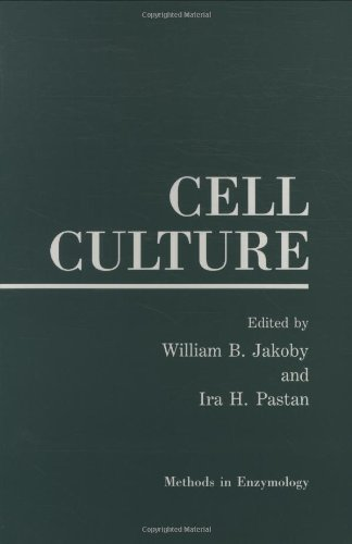 9780121817763: Cell Culture, Volume 58 (Methods in Enzymology)