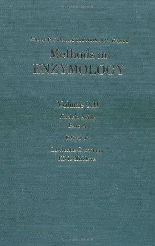 9780121818548: Methods in Enzymology, Volume 12: Nucleic Acids, Part A