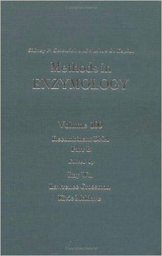 9780121820008: Methods in Enzymology, Volume 100: Recombinant DNA, Part B