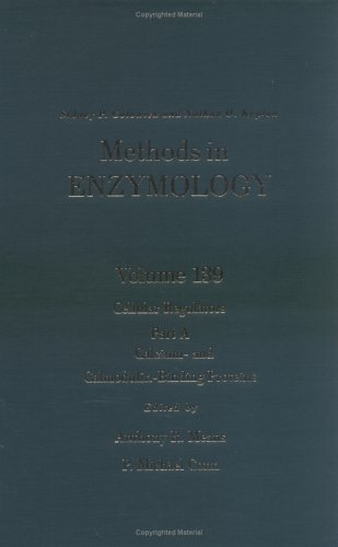 9780121820398: Cellular Regulators, Part A: Calcium and Calmodulin-Binding Proteins, Volume 139 (Methods in Enzymology)