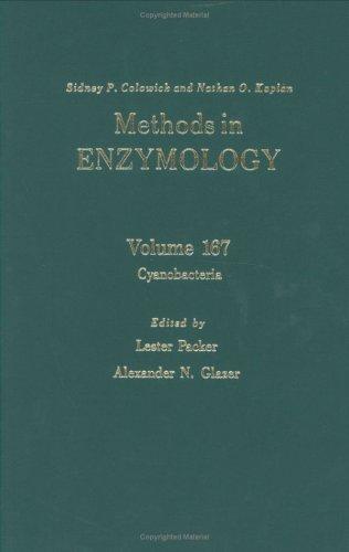9780121820688: Cyanobacteria: 167 (Methods in Enzymology)