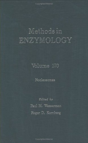 Nucleosomes, Volume 170 (Methods in Enzymology)