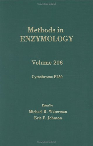 9780121821074: Cytochrome P450, Volume 206: Protein-Dna Interactions (Methods in Enzymology)