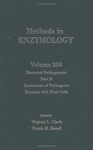 9780121821371: The Bacteria, Volume 236: Molecular Basis of Bacterial Pathogenesis (Methods in Enzymology)