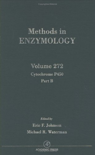 9780121821739: Cytochrome P450, Part B, Volume 272: RNA Polymerase and Associated Factors, Part A (Methods in Enzymology,)
