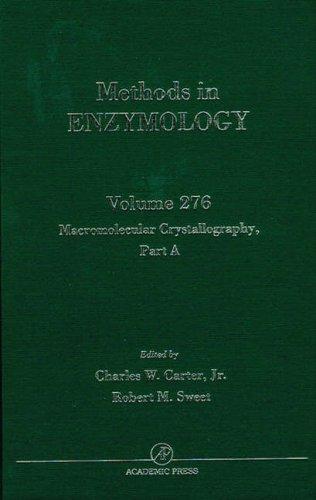 9780121821777: Macromolecular Crystallography, Part A: Pt. A (Methods in Enzymology)
