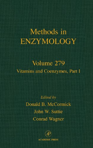 9780121821807: Vitamins & Coenzymes, Part I: 279 (Methods in Enzymology)