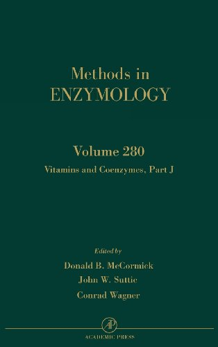 9780121821814: Vitamins & Coenzymes, Part J, Volume 280 (Methods in Enzymology)