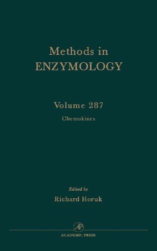 9780121821883: Methods in Enzymology, Volume 287: Chemokines