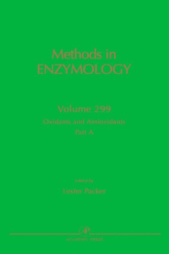 9780121822002: Oxidants and Antioxidants, Part A: 299 (Methods in Enzymology)