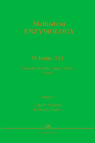 9780121822255: Branched-Chain Amino Acids, Part B: 324 (Methods in Enzymology)
