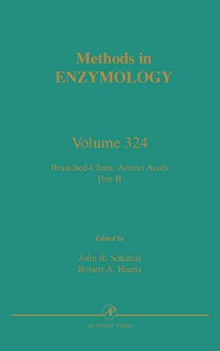 9780121822255: Branched-Chain Amino Acids, Part B, Volume 324 (Methods in Enzymology)