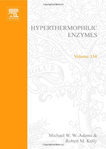9780121822354: Hyperthermophilic Enzymes, Part C, Volume 334 (Methods in Enzymology)