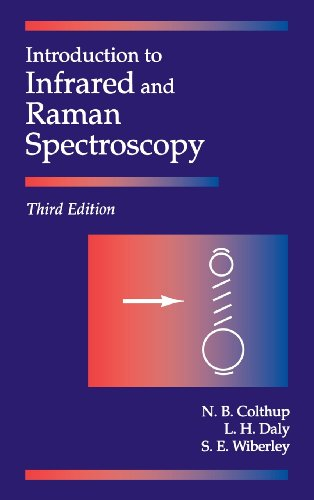 9780121825546: Introduction to Infrared and Raman Spectroscopy, Third Edition