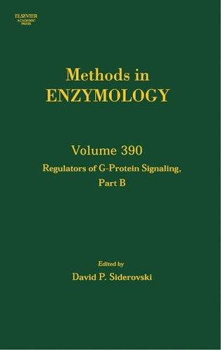 9780121827953: Regulators of G Protein Signalling: Pt. B (Methods in Enzymology)