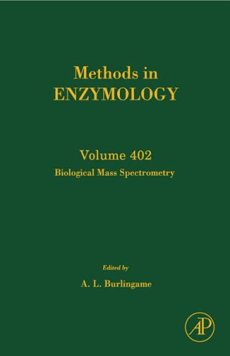 9780121828073: Biological Mass Spectrometry (Methods in Enzymology)