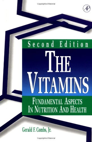9780121834920: The Vitamins, Second Edition: Fundamental Aspects in Nutrition and Health