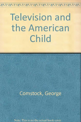 9780121835750: Television and the American Child