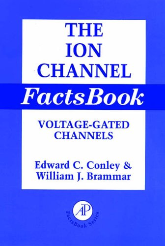 9780121844530: The Ion Channel FactsBook: Voltage-Gated Channels: 4